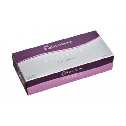 Juvederm® Volbella Lidocaine - 2 x 1ml